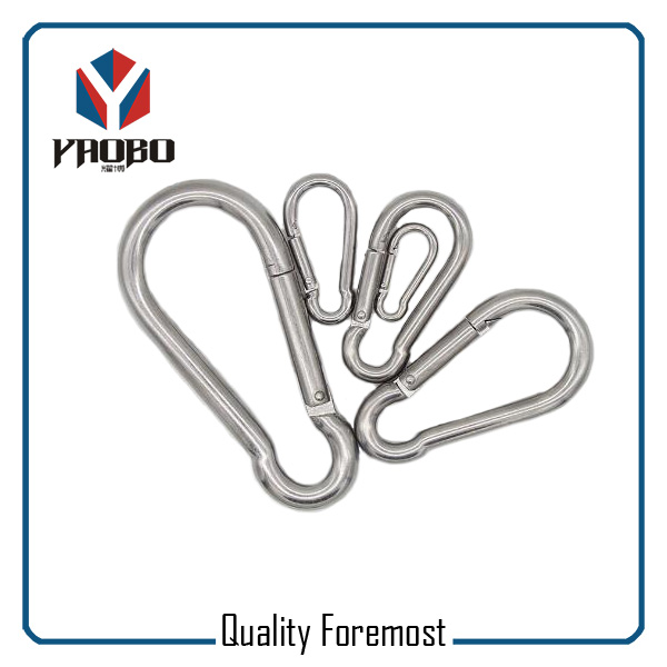 Manufacture Stainless Steel Carabiner