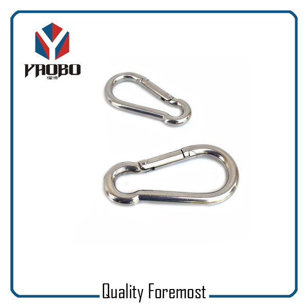 Stainless Steel Climb Carabiner Hook
