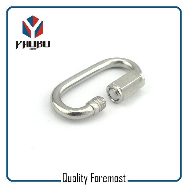 Oval Stainless Steel Hooks Factory