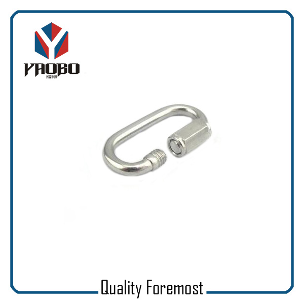 Supplier Oval Stainless Steel Hooks