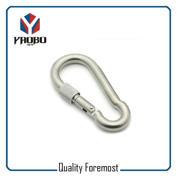 50mm Stainless Steel Carabiner