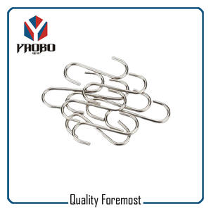 Metal Wire S Hook
