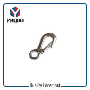 Fixed Eye Boat Snap Hook,Stainless Steel Fixed Snap Hook
