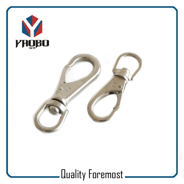 Stainless Steel Snap Hook For Dogs