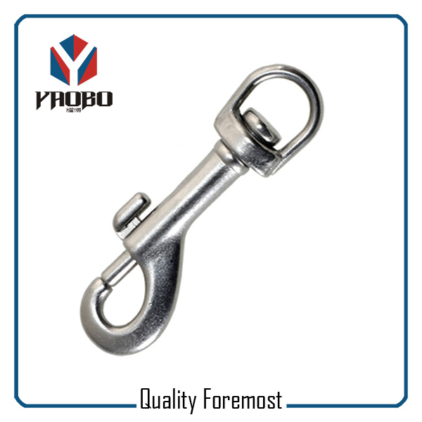 Stainless Steel Snap Hook For Bag