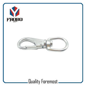 stainless steel snap hook for belt,Durable Stainless Steel Snap Single Hook