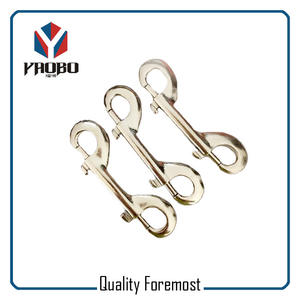 100mm Double Snap Hook For Bag
