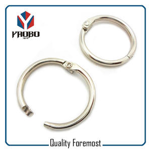binder ring for book factory,supplier Binder Ring Book Ring