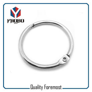 Iron 38mm Binder Ring