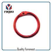 Red Ring Binder Ring