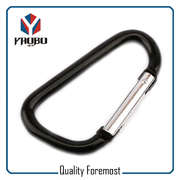 Black Color Carabiner Hooks