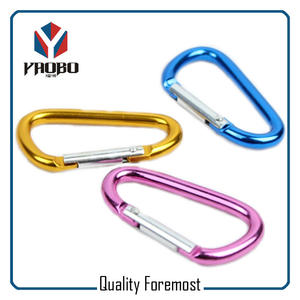 Wholesales Carabiner For key,Aluminum Carabiner For key