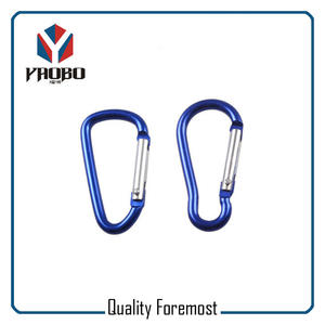 Wholesales 60mm Carabiner,Aluminum Carabiner For key