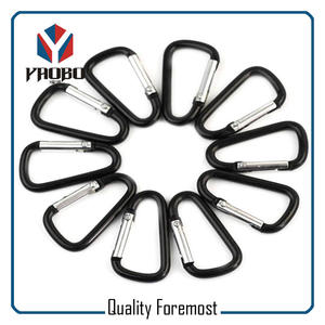 Wholesales Carabiner Hooks,supplier Carabiner With Key Ring