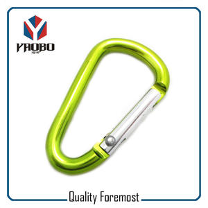 Aluminum Carabiner Hook,carabiner hook for key ring