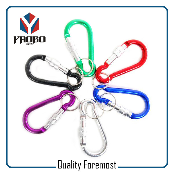 Wholesale Carabiner With Lock For Key