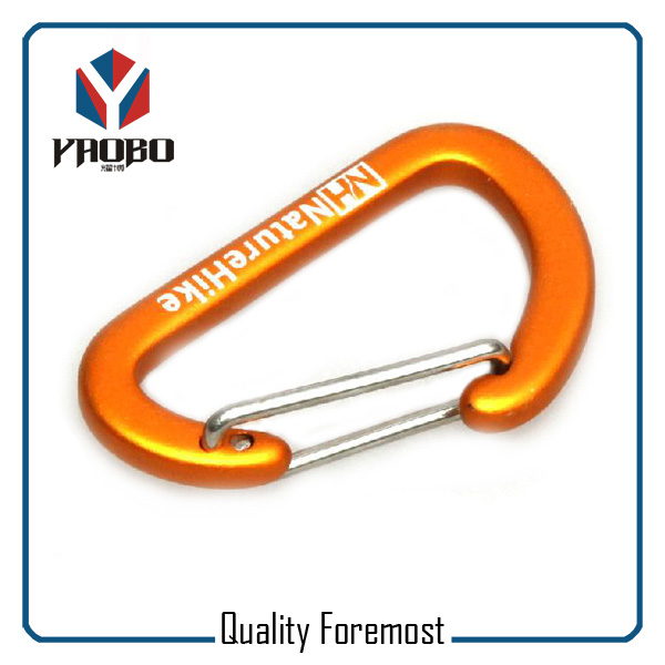 Carabiner Hooks Wire Gate