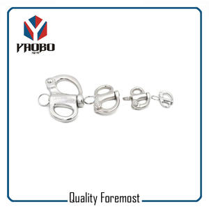 Stainless Steel Snap Shackles,stainless steel fixde snap Shackles