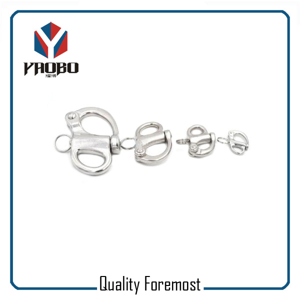 Stainless Steel Snap Shackles
