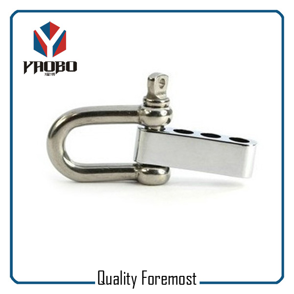 High Quality Stainless Steel Shackles Heavy Duty 4mm D Shackles