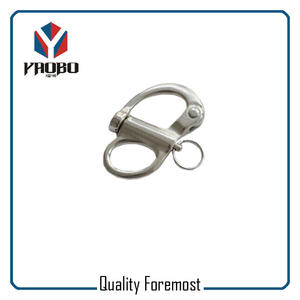 Wholesale Silver Snap Shackles,stainless steel snap shackles