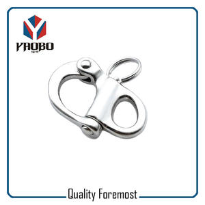 Wholesale 50mm Snap Shackles,stainless steel snap shackles