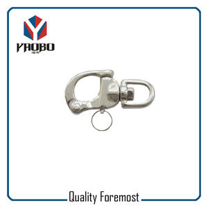 Swivel Snap Shackles,stainless steel swivel snap shackles
