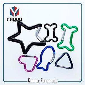 Shaped Carabiner Hooks,aluminum shaped carabiner hook
