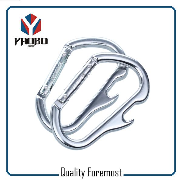 Aluminum Shaped Carabiner