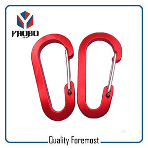 65mm Wire Gate Carabiner Hook