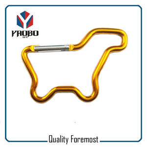 Shopping Cart Carabiner,Aluminum shopping cart carabiner
