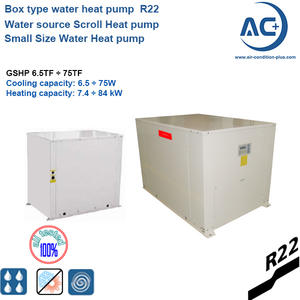 Box Type Water Heat Pump