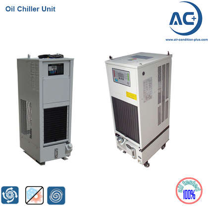 air cooled oil chiller unit