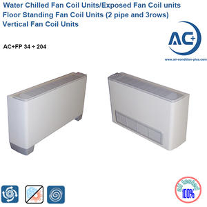 Water Chilled Fan Coil Units,Floor Standing Fan Coil Units (2 pipe and 3rows)