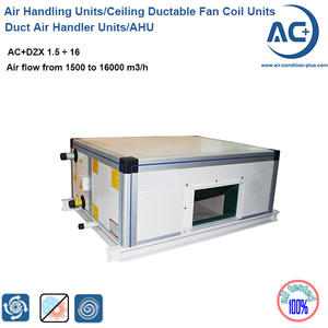 Air Handling Units/Ceiling Ductable Fan Coil Units/Duct Air Handler Units/AHU