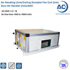 Air Handling Units/Ceiling Ductable Fan Coil Units/Duct Air Handler Units/AHU