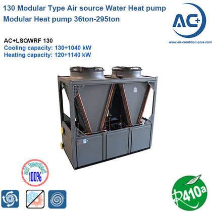 modular scroll heat pump
