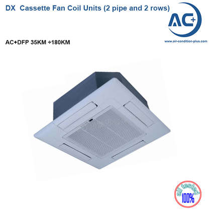 chiiled water fan coil units