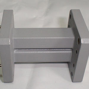Double Ridged Attenuator, Full Bandwidth of Waveguide