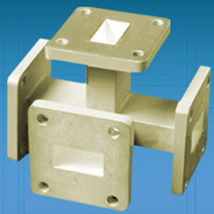 China Waveguide Magic TEE Microwave Component manufacturer