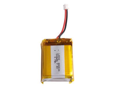 PL682634 7.4V 500mAh Polymer Lithium Battery