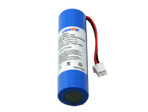 Cylindrical 3.7V 2200mAh Lithium ion Battery for Light Curing Unit