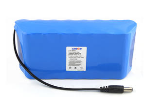 18650 11.1V 11Ah  High Capacity Lithium ion Battery Pack