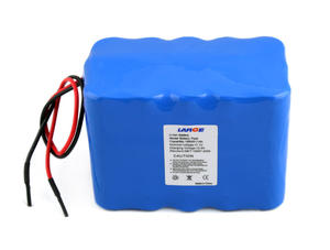 18650 11.1V 11Ah Lithium ion Battery for Track Tester