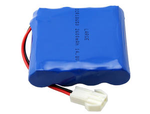 18650 14.8V 2600mAh Lithium ion Battery Pack