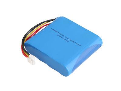 Custom 14.8V 3000mAh Lithium ion Battery Pack