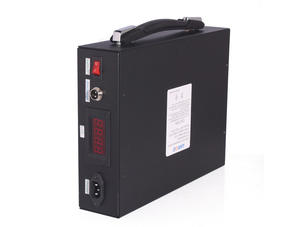 12V 50Ah Energy Lithium ion Battery Pack for Cable Car