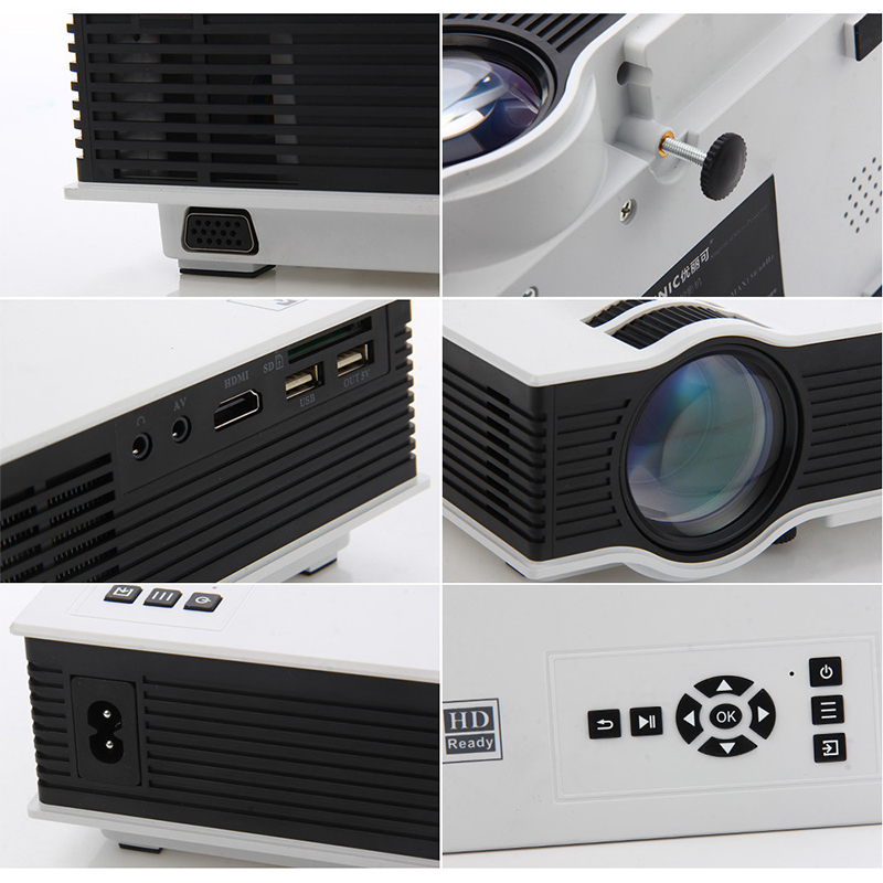 uc40 projector details
