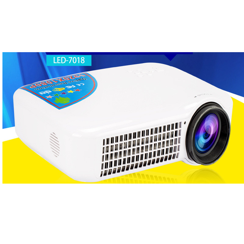 led 7018 projector