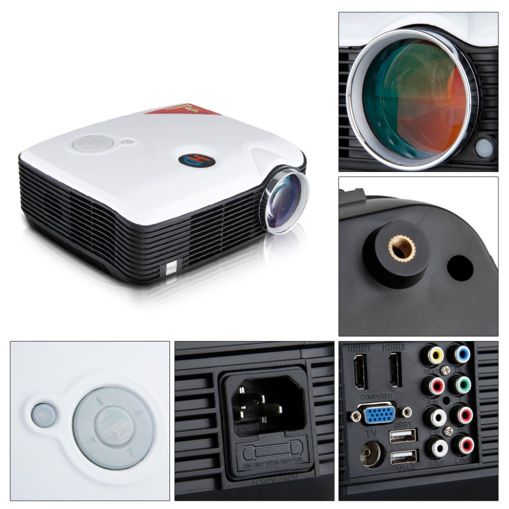 details of projector PH5